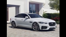 Novo Jaguar XF é lançado no Brasil com preços a partir de R$ 264,7 mil