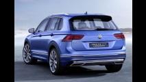 VW Tiguan GTE: híbrido plug-in de 218 cv promete consumo de 52,6 km/l
