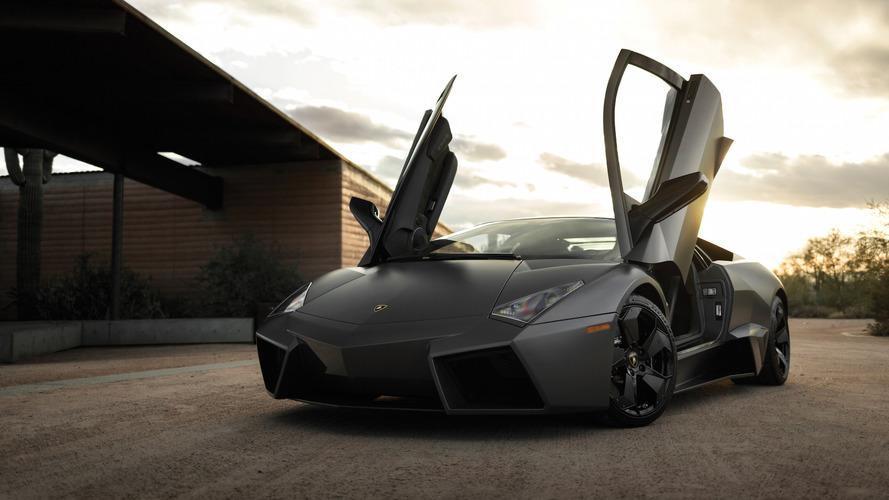 Une Lamborghini Reventon bientôt aux enchères
