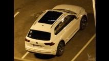 Flagra! Este é o novo VW Tiguan 2017 que estreia em Frankfurt
