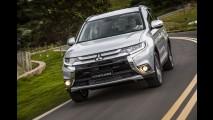 Volta Rápida: Mitsubishi Outlander esbanja conforto, mas diesel sai caro
