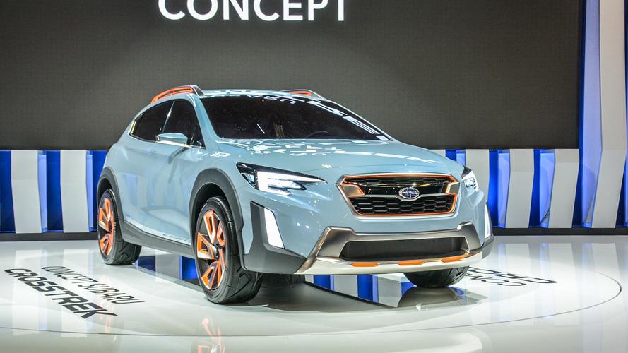 Subaru dévoile le concept Crosstrek lors du Salon de Montréal