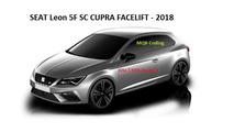 2017 SEAT Leon bilgi eğlence sistemi görüntüleri