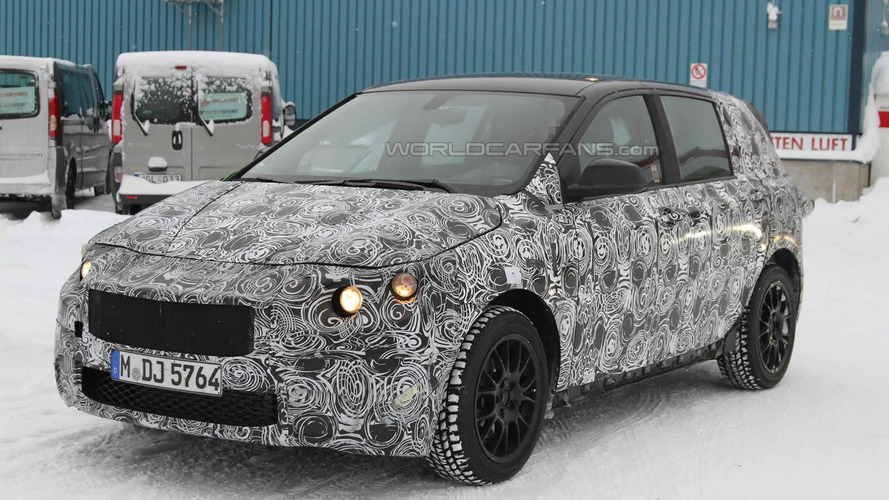 BMW 1-Series GT headed for Paris Motor Show