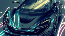 McLaren F1 successor P12 speculatively rendered 10.09.2012