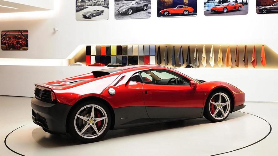 Ferrari SP12 EC officially unveiled