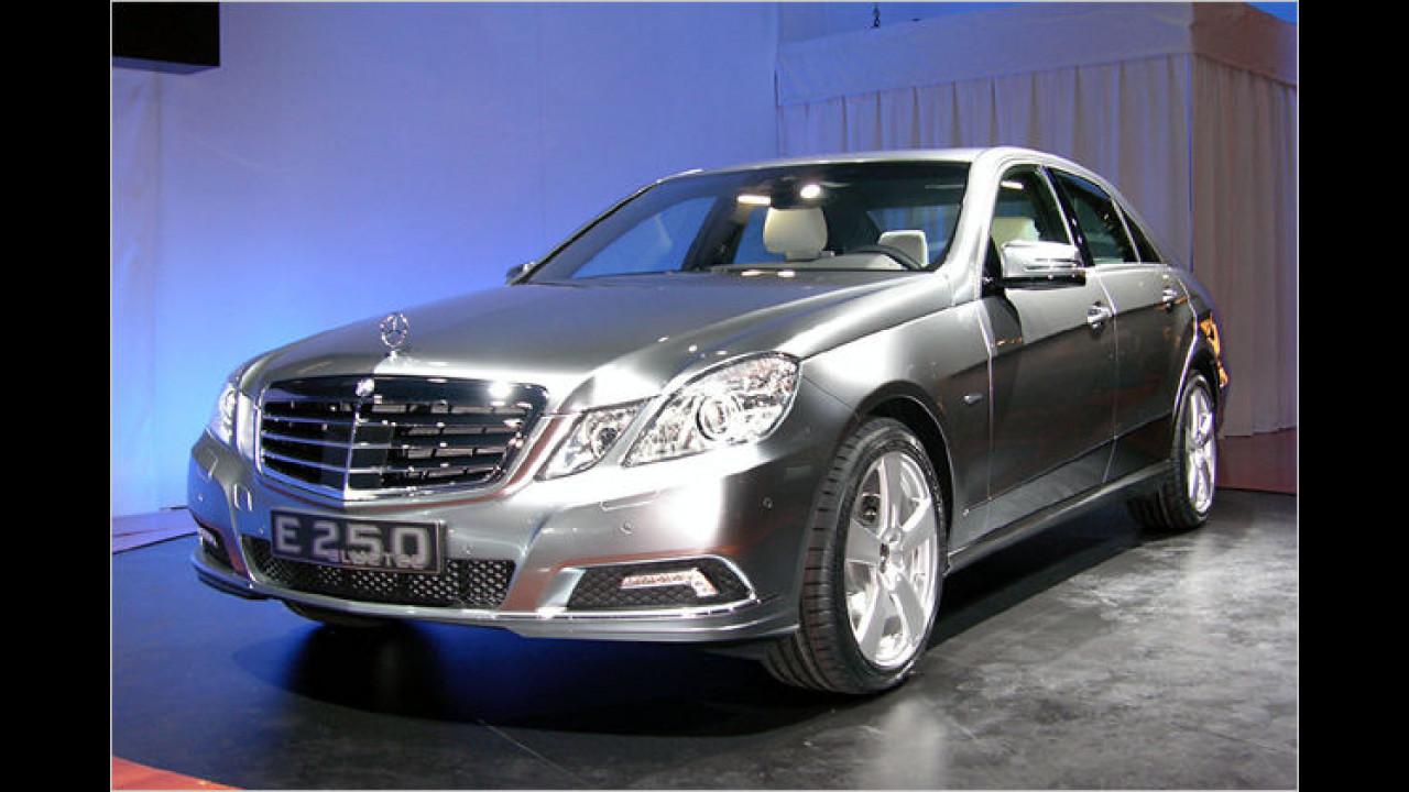 Mercedes Vision E 250 Bluetec