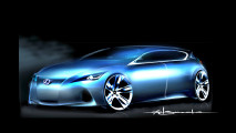 Lexus auf der IAA