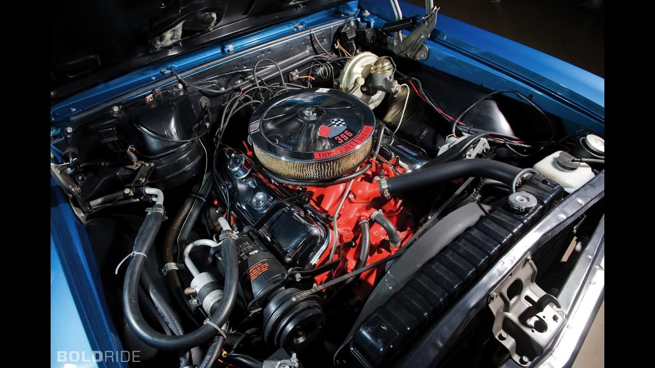 Chevrolet Chevelle Malibu SS 396/360 Sport Coupe