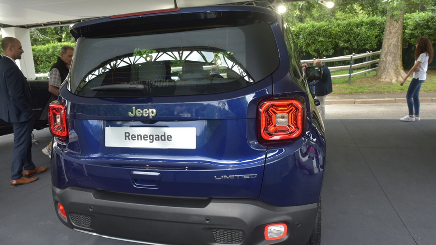 Jeep Renegade 2019 - Ao vivo