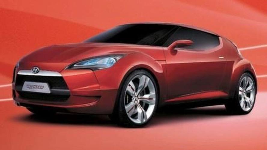 Hyundai Veloster Concept to Debut in Frankfurt