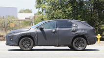 Lexus RX seven-seater spy photo