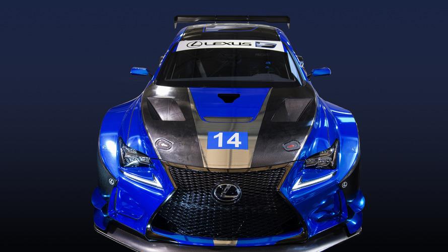 Lexus F Performance Racing team announced