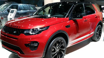 Land Rover Discovery Sport Dynamic in Frankfurt 2015