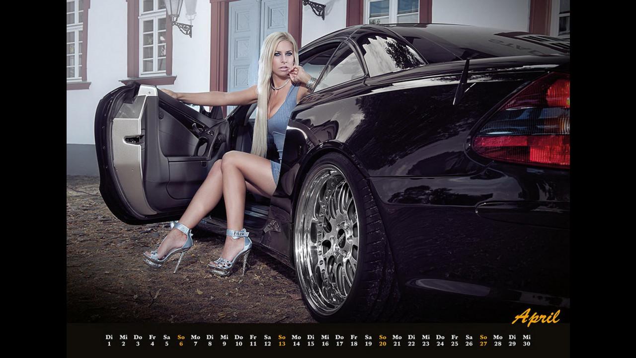 Calendario Inden Design 2014