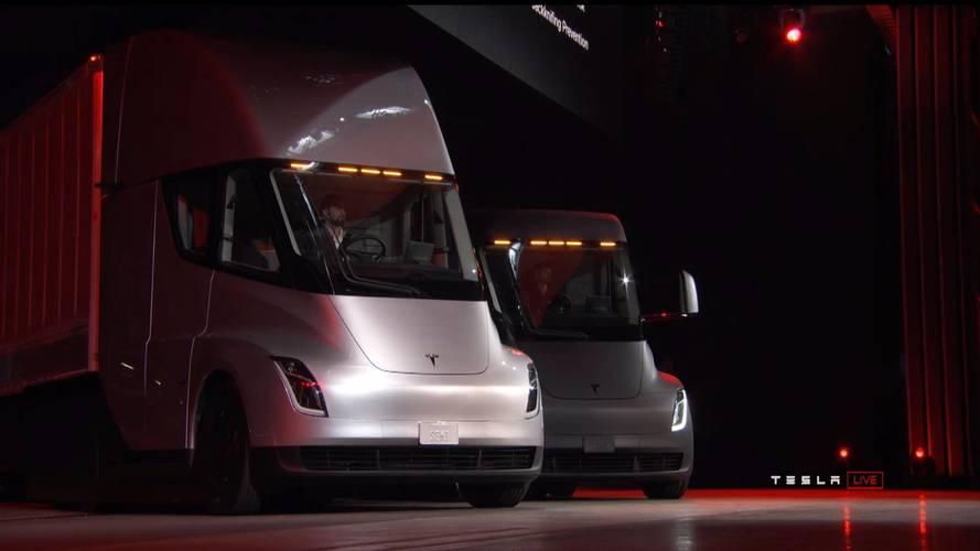 A Pepsi ráment a Tesla Semire, 100 kamionra adták le az előrendelést