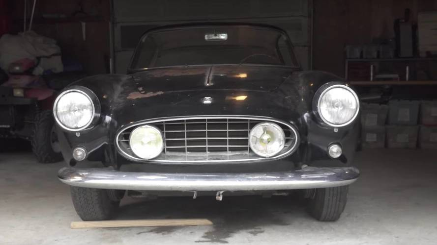 Ultra-Rare Ferrari 250 GT Ellena Is The Ultimate Barn Find