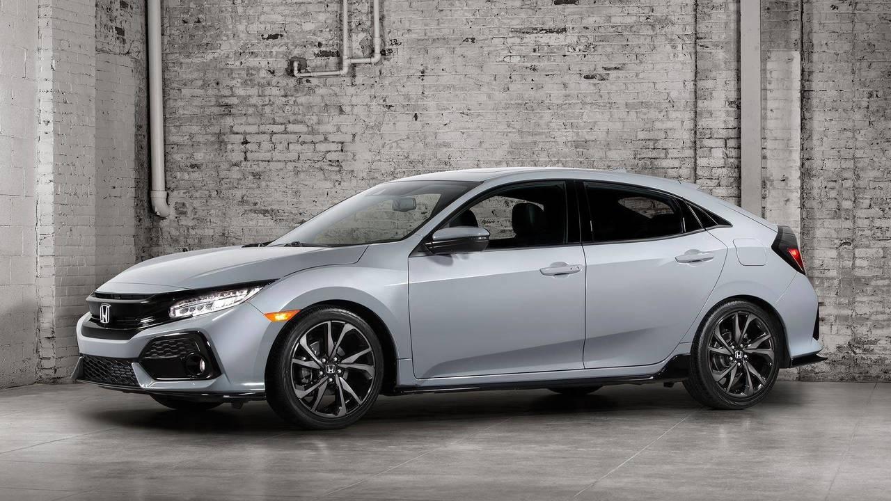 8. Honda Civic: 377,286 Units