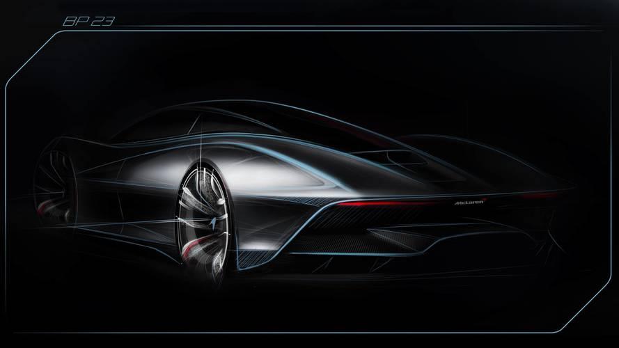 New McLaren BP23 Will Go Faster Than Legendary F1