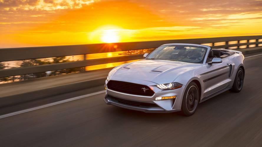 2019 yılı Ford Mustang California Special'ın da dönüşüne sahne olacak