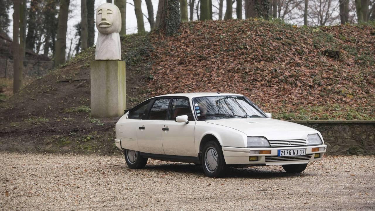 Citroën CX Concorde de 1986