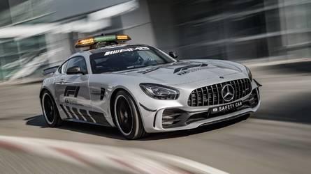 Voici la nouvelle Safety Car de la F1, la plus puissante jamais réalisée !