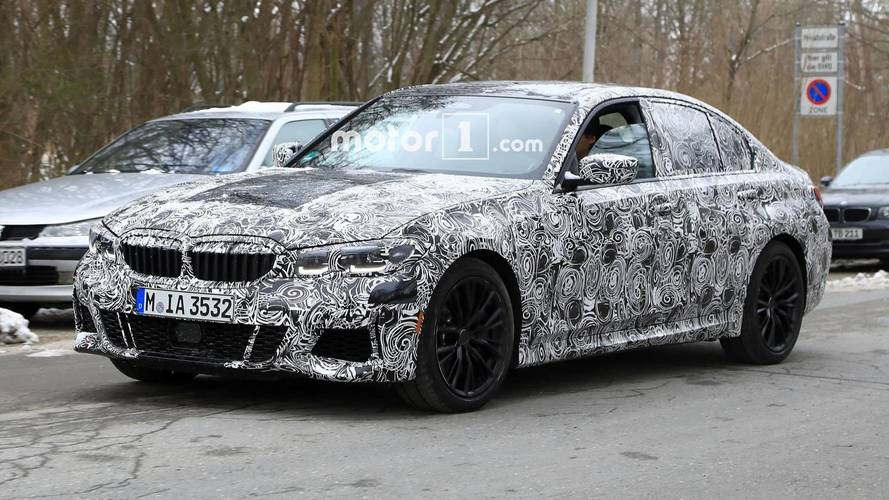 2019 BMW 3 Series Sedans Spied On The Streets Of Munich
