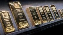 Porsche Panamera Transporting Gold
