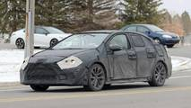 2020 Toyota Corolla Spy Photos