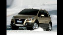 Fiat Sedici model year 2008