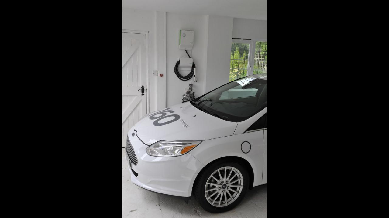 Ford Focus Electric e Schneider Electric