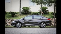 Honda City supera barreira dos R$ 70 mil e chega no Civic