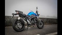 Avaliação: nova street fighter da Suzuki, GSR 750 é rápida sem ser estúpida