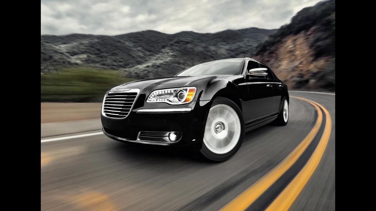 Novo Chrysler 300 chega ao Brasil em agosto