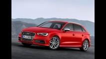 Audi S3 Sportback 2014: 300 cv e 0 a 100 km/h em 5 segundos!