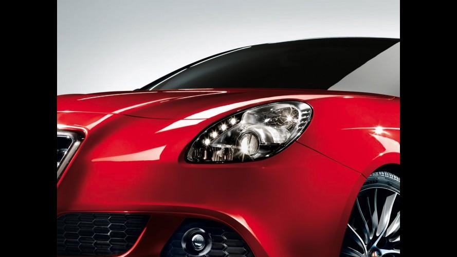 Alfa Romeo divulga novas imagens de detalhes e do interior do Novo Giulietta