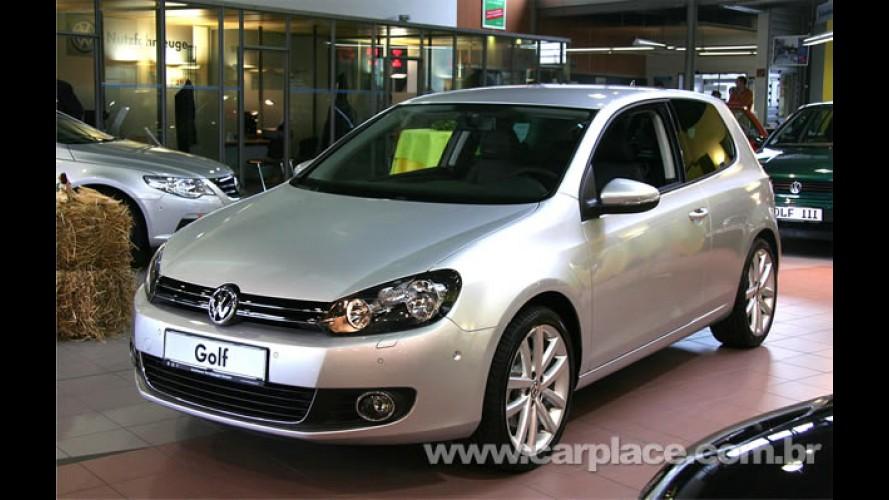 Alemanha: VW domina em mês com queda nas vendas superior a 30%
