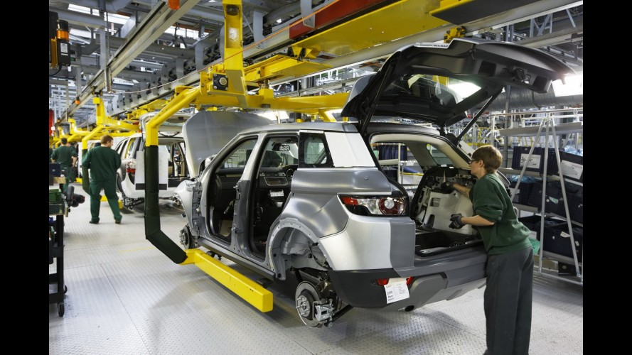 Land Rover contrata 1.000 novos funcionários para atender alta demanda
