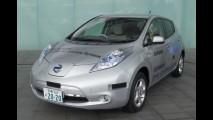 Nissan Leaf é o primeiro carro autônomo do Japão