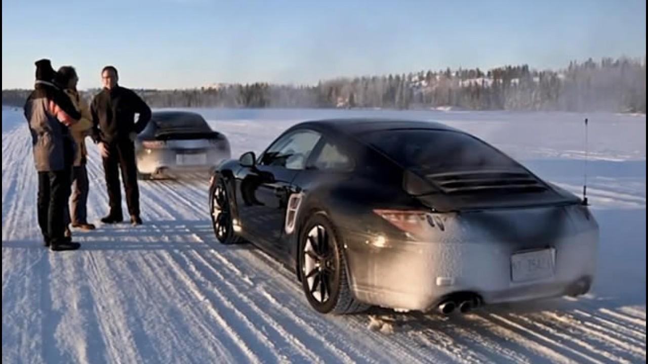 VÍDEO: Testando o Novo Porsche Carrera 911 2012