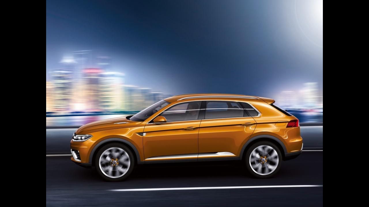 """Próxima geração do VW Tiguan terá estilo """"fenomenal"""", afirma executivo"""