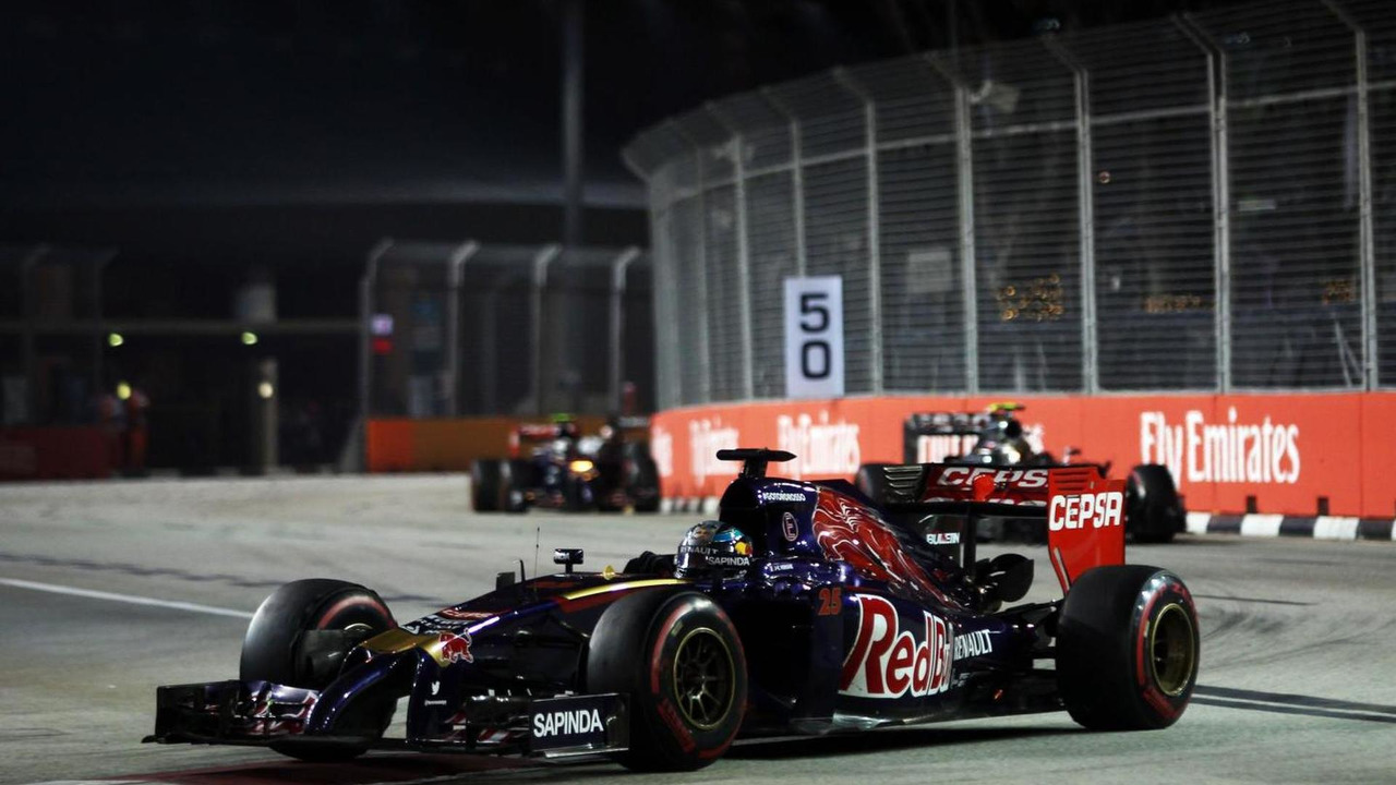 Jean-Eric Vergne (FRA), 21.09.2014, Singapore Grand Prix, Singapore / XPB