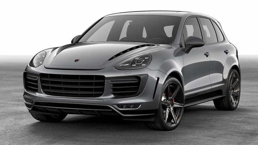 TopCar previews 2015 Porsche Cayenne tuning kit