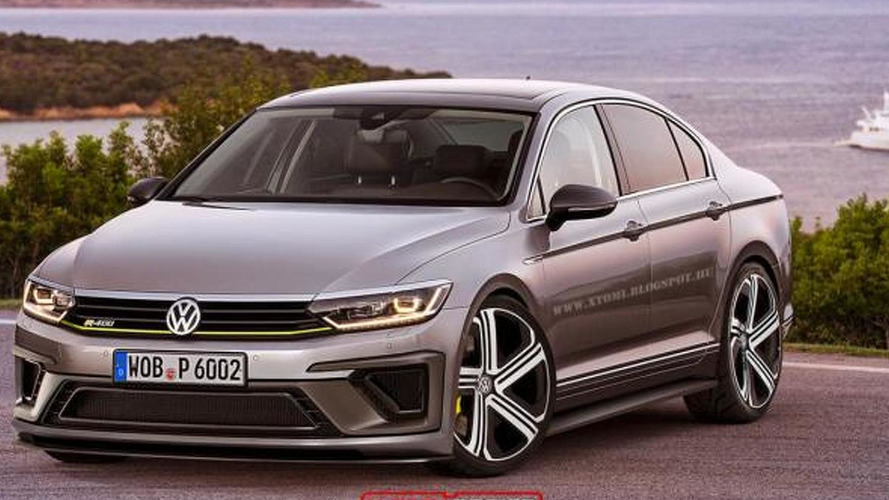 Volkswagen Passat technical project manager admits he would love an R version