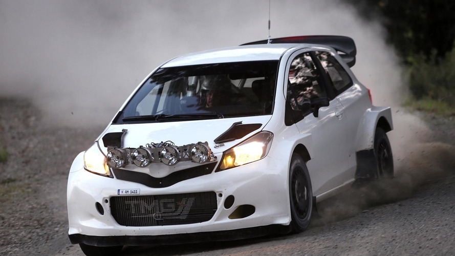 Toyota announces WRC return in 2017 with the Yaris [video]