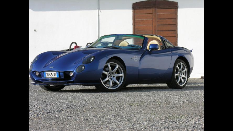TVR Tuscan Mk2: più GT, ma sempre selvatica