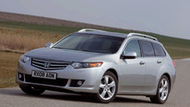 European Honda Accord Sedan and Tourer In Detail