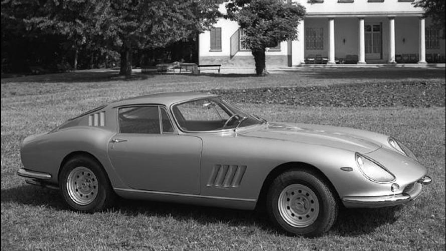 In restauro la Ferrari 275 GTB4 di Steve McQueen