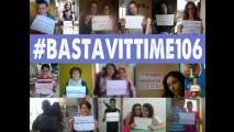 #BastaVittime106