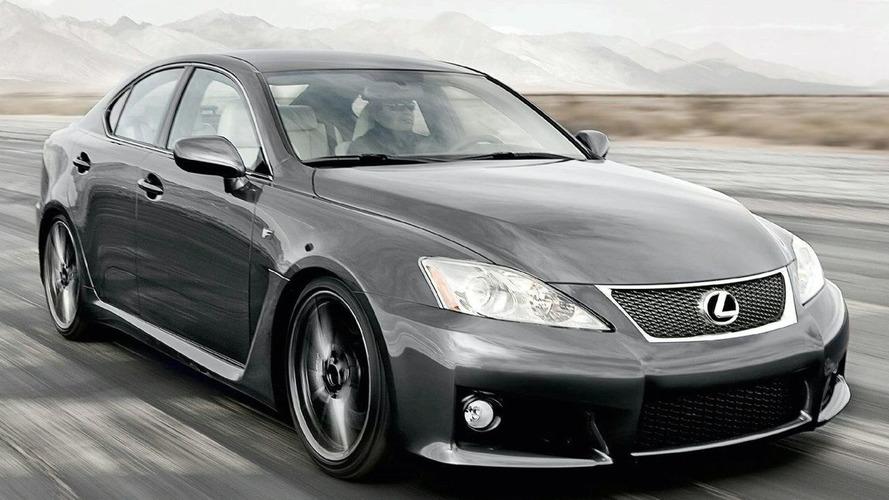 Lexus IS F: Details (JA)